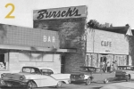 Bursch's Cafe with Cars