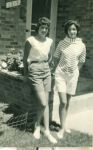 Margie Dau and Cheryl Heinecke