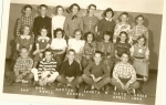 Oak Knoll Elementary  1954 4th & 5th Grades  Mrs. Morton