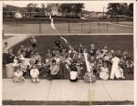 Harley Hopkins Kindergarten  June 8 1950 Mrs Wilkenson - larger view