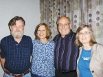 Mike King, Sara Turngren Lohaus, Ray Sveen, Margaret Turngren